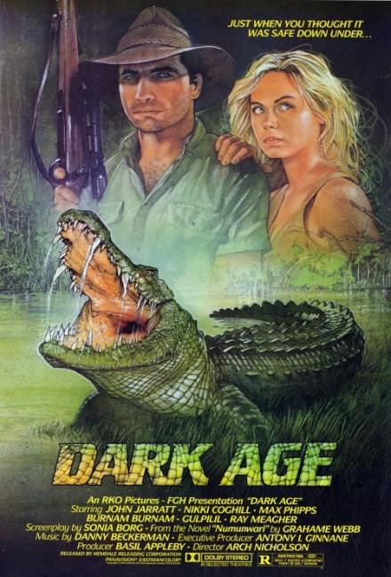 Dark Age (1987) poster