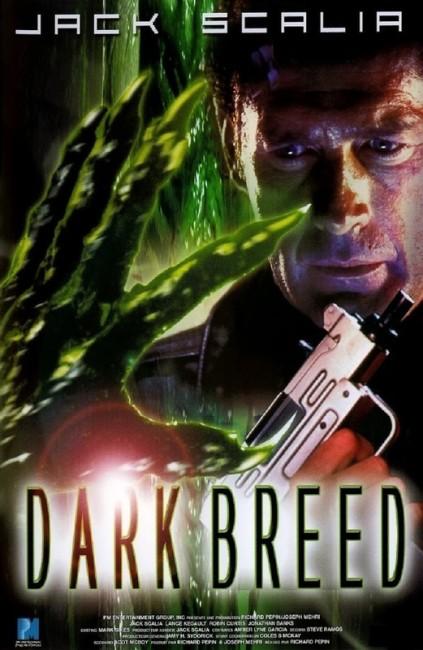 Dark Breed (1995) poster