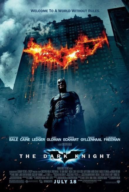 The Dark Knight (2008) poster