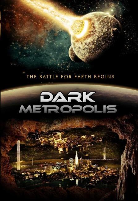 Dark Metropolis (2010) poster