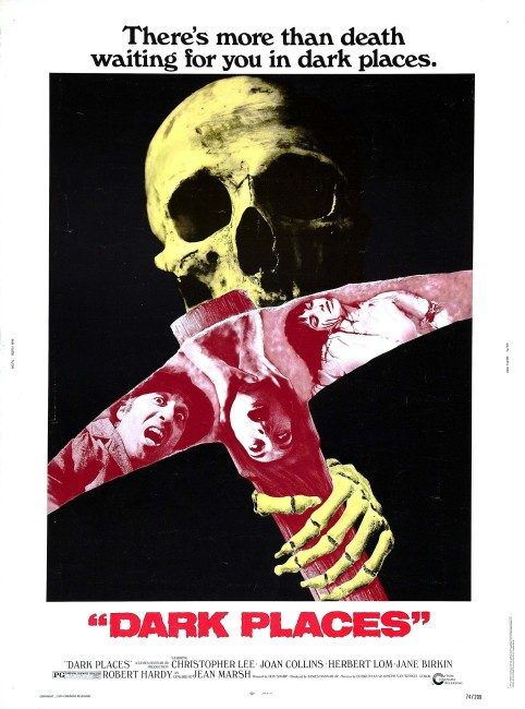 Dark Places (1973) poster