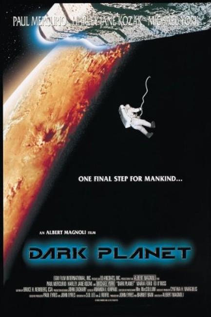 Dark Planet (1996) poster