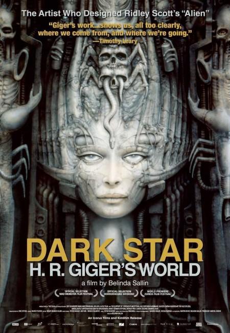 Dark Star: H.R. Giger's World (2014) poster