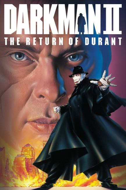 Darkman II: The Return of Durant (1995) poster