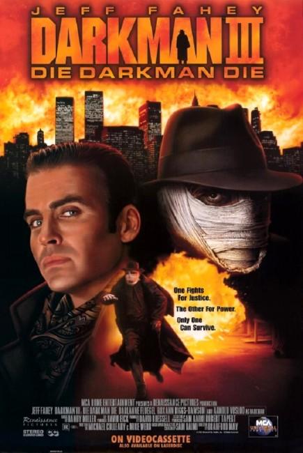 Darkman III: Die Darkman Die (1996) poster