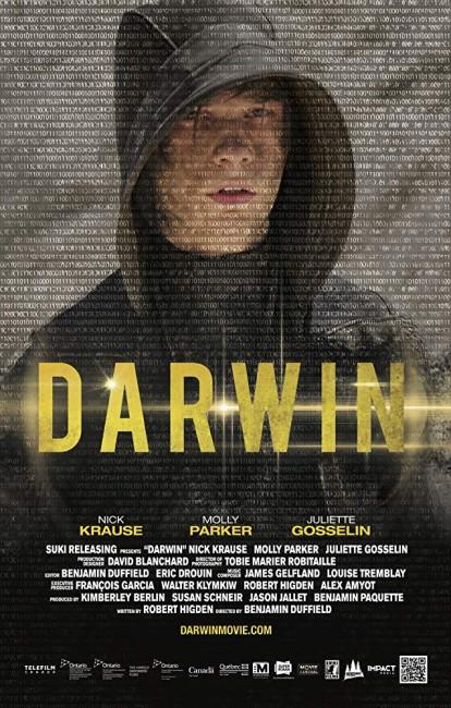 Darwin (2016) poster