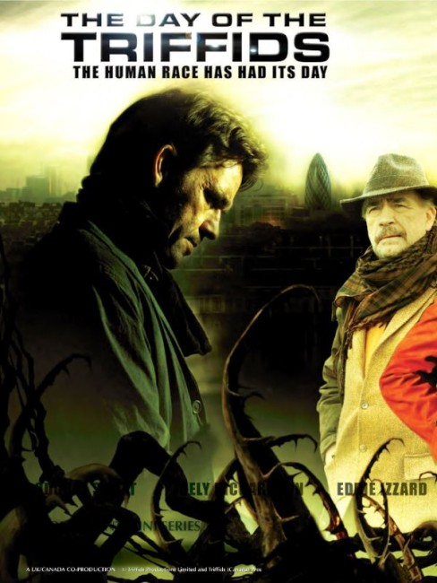 The Day of the Triffids (2009) poster
