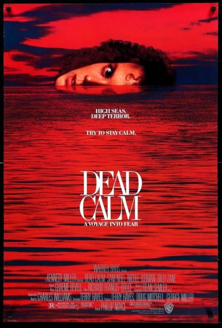 Dead Calm (1989) poster