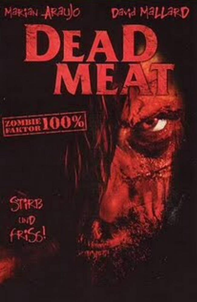 Dead Meat (2004) poster