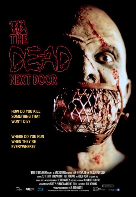 The Dead Next Door (1989) poster