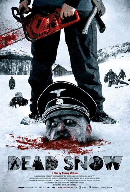 Dead Snow (2009) poster