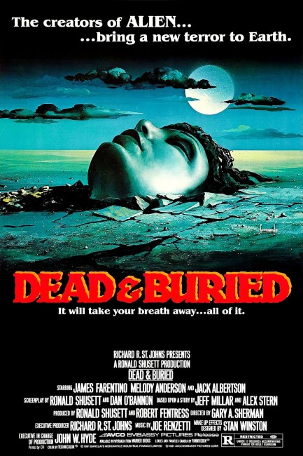 Dead and Buried (1981) poster