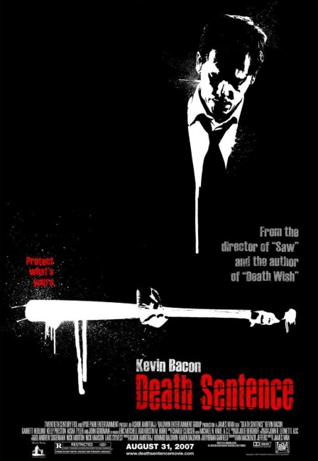 Death Sentence (2007) theatrical poster