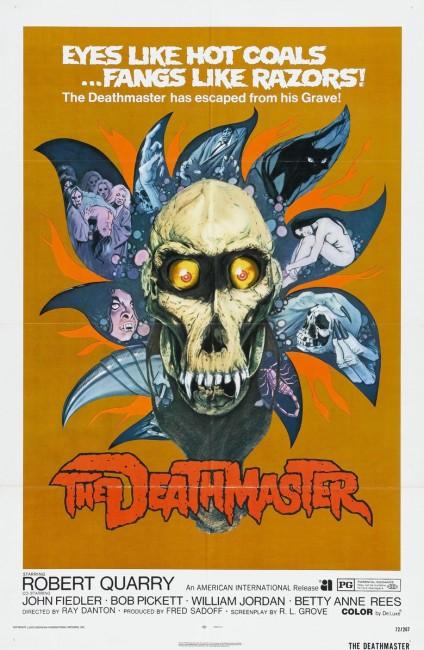 Deathmaster (1972) poster