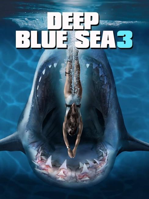 Deep Blue Sea 3 (2020) poster