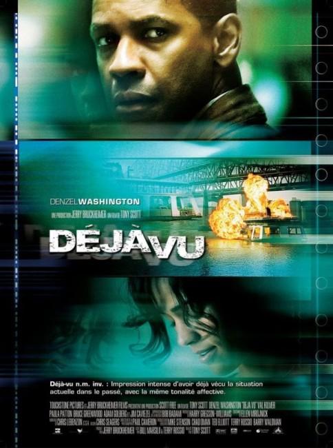 Deja Vu (2006) poster