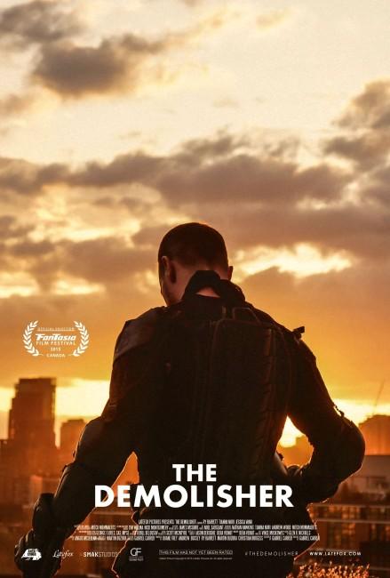 The Demolisher (2015) poster