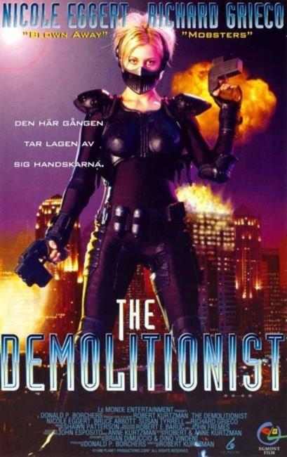 The Demolitionist (1995) poster