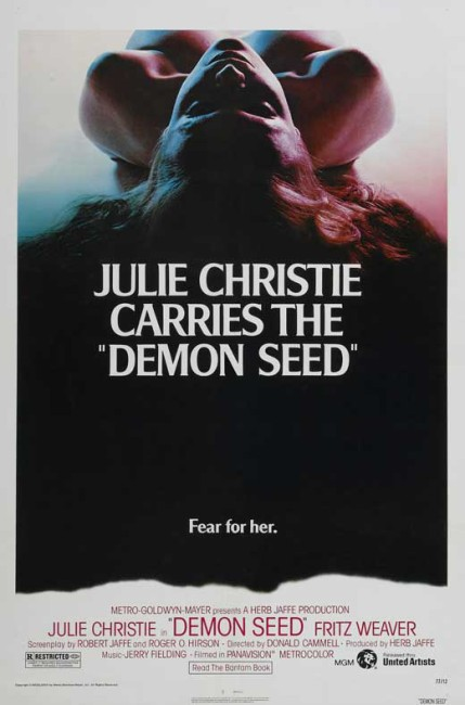 Demon Seed (1977) poster