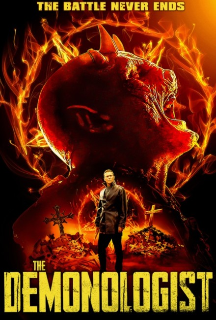 The Demonologist (2019) poster