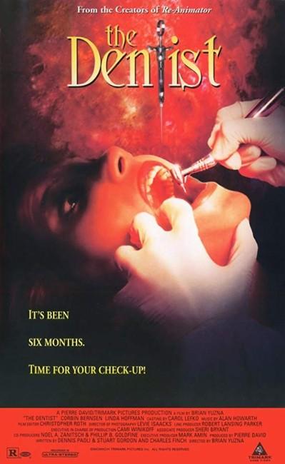 The Dentist (1996) poste