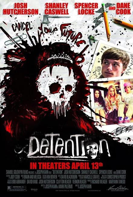 Detention (2011) poster