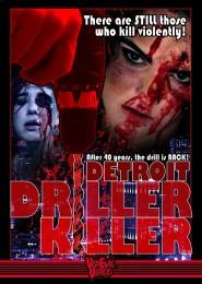 Detroit Driller Killer (2020) poster