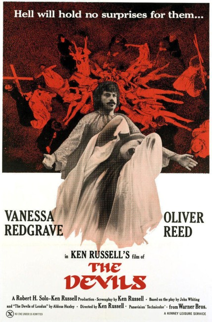 The Devils (1971) poster