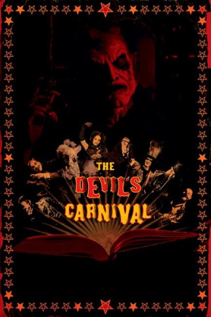 The Devil's Carnival (2012) poster