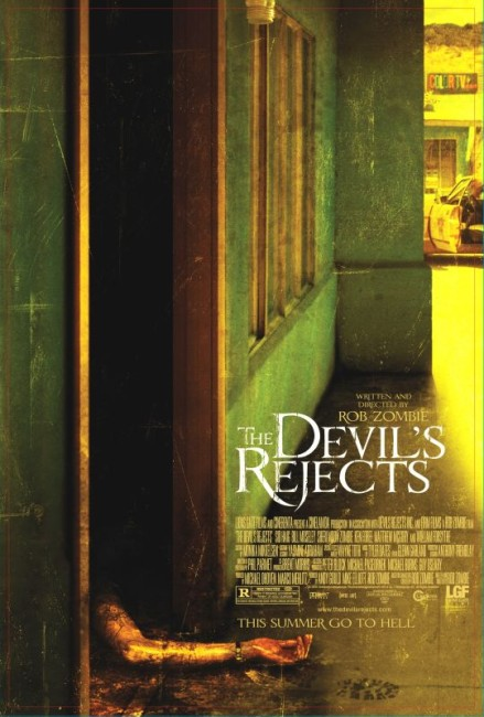 The Devil's Rejects (2005) poster