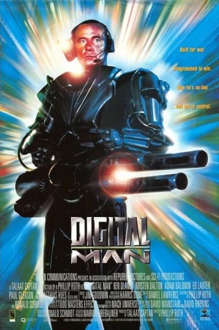 Digital Man (1995) poster