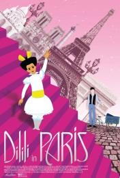 Dilili in Paris (2018) poster
