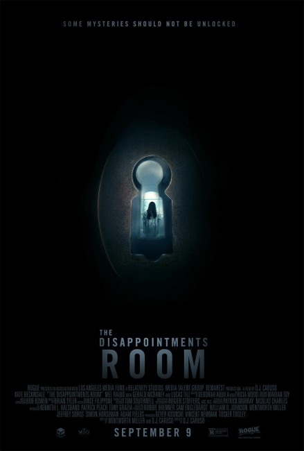 The Disappointments Room (2016) poster