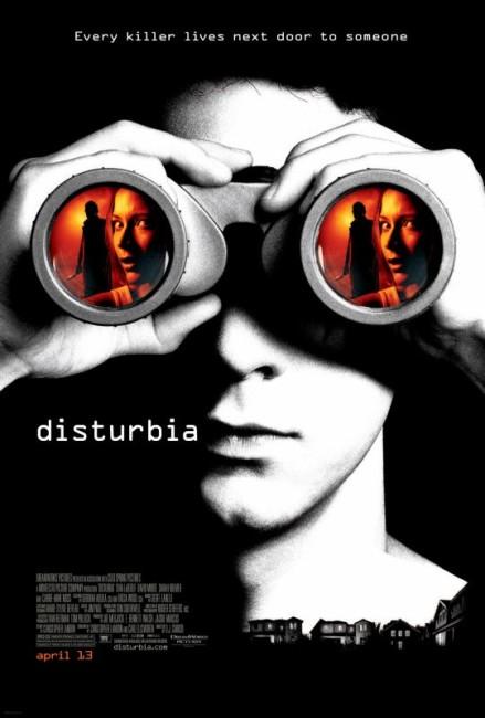 Disturbia (2007) poster
