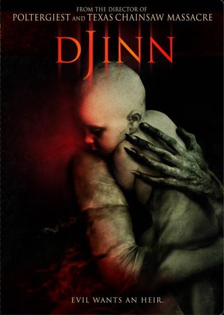Djinn (2013) poster