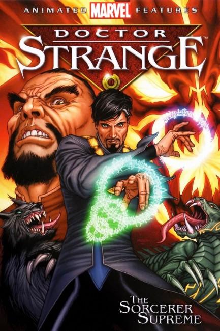 Doctor Strange (2007) poster