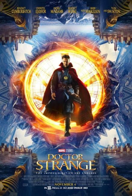Doctor Strange (2016) poster