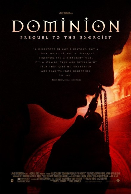 Dominion: Prequel to The Exorcist (2005) poster