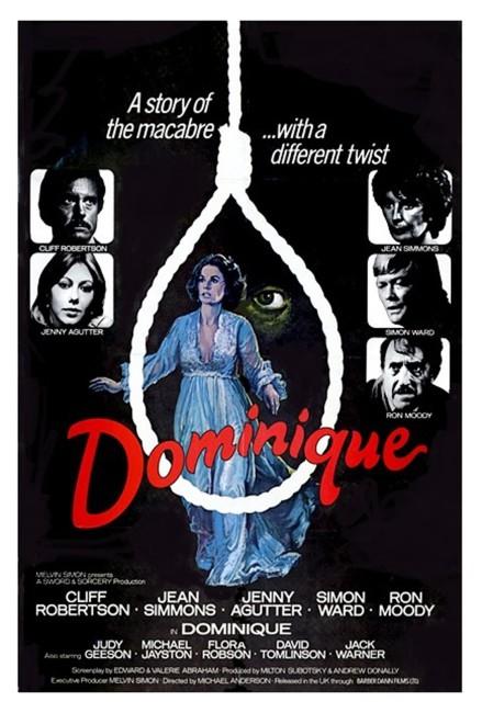 Dominique (1978) poster