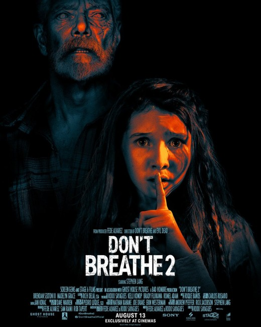 Don't Breathe 2 (2021) poster