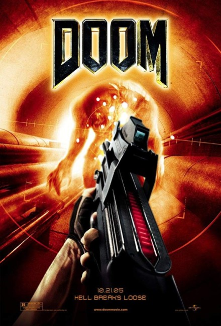 Doom (2005) poster