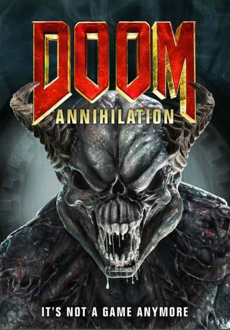 Doom: Annihilation (2019) poster