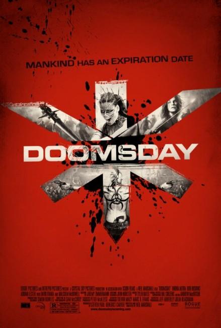 Doomsday (2008) poster
