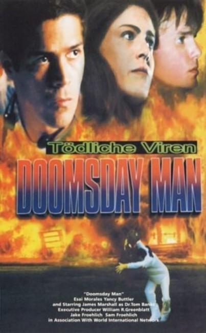 Doomsday Man (1998) poster