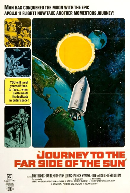 Doppelganger/Journey to the Far Side of the Sun (1969) poster