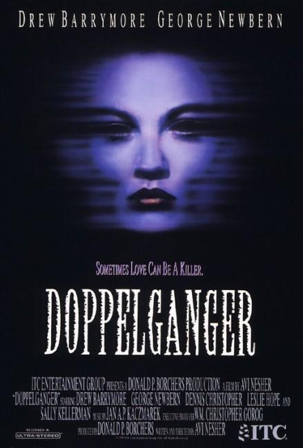 Doppelganger (1993) poster