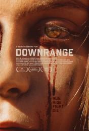 Downrange (2017) poster
