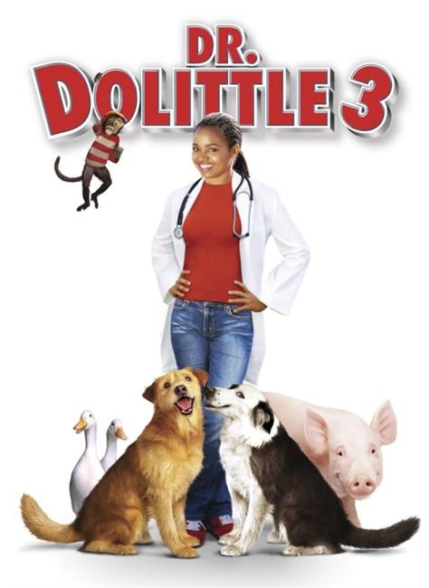 Dr. Dolittle 3 (2006) poster