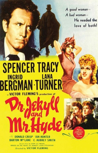 Dr Jekyll and Mr Hyde (1941) poster