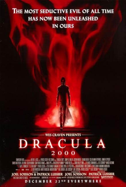 Dracula 2000 (2000) poster